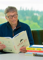 Любимые книги Билл Гейтса, которые нужно прочитать