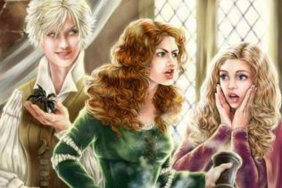 Элитная школа магии читать онлайн полностью бесплатно гадание карты таро партнер